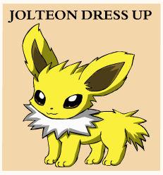 Jolteon Dressup v2.0