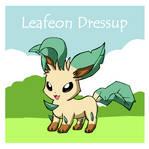 Leafeon Dressup v2.0