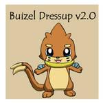 Buizel Dressup v2.0