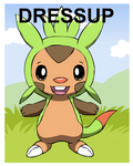 Chespin Dressup
