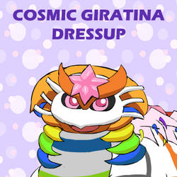 Cosmic Giratina Dressup