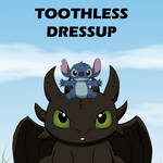 Toothless Dressup