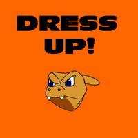 Charizard Dress Up by pichu90