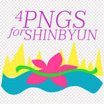 Some PNGs for ShinByun