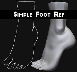 Quick foot ref (turntable) - Updated