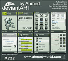 deviantART.09 theme By Ahmed