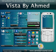 Vista By Ahmed by AhmedWorld