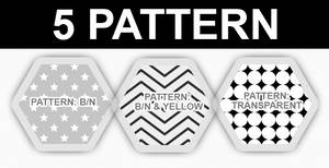 [PACK] 5 Pattern
