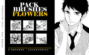[PACK FLOWERS] Thank you 1598 Watchers
