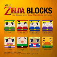 Zelda Blocks VOL. 1