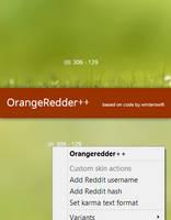OrangeRedder++
