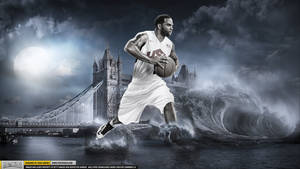 Deron William Team USA Wallpaper by Chadski51
