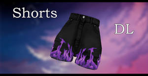[MMD] Shorts DL