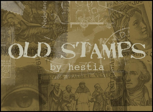 old stamps by Hest1a