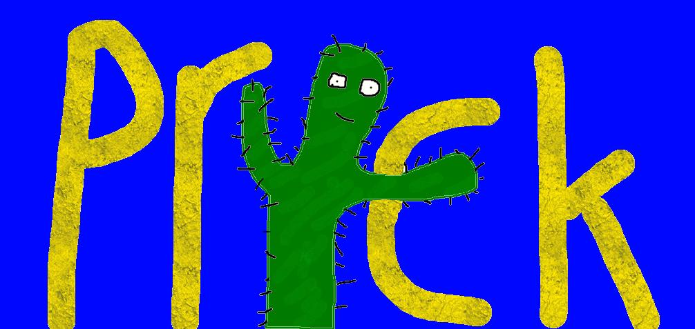 Prick by pricklycactas