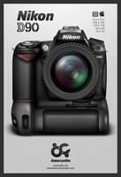 Nikon D90 Icon by omercetin