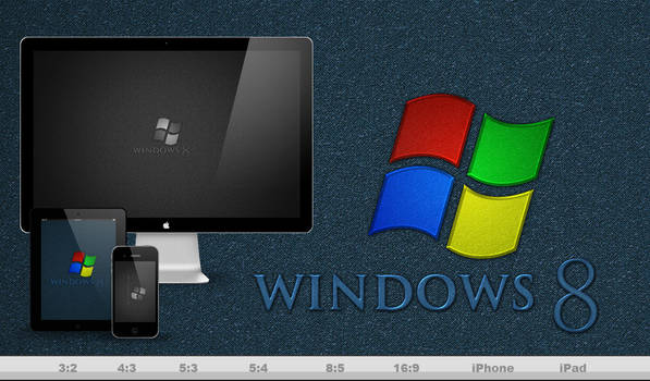Windows 8.1 Wall Pack
