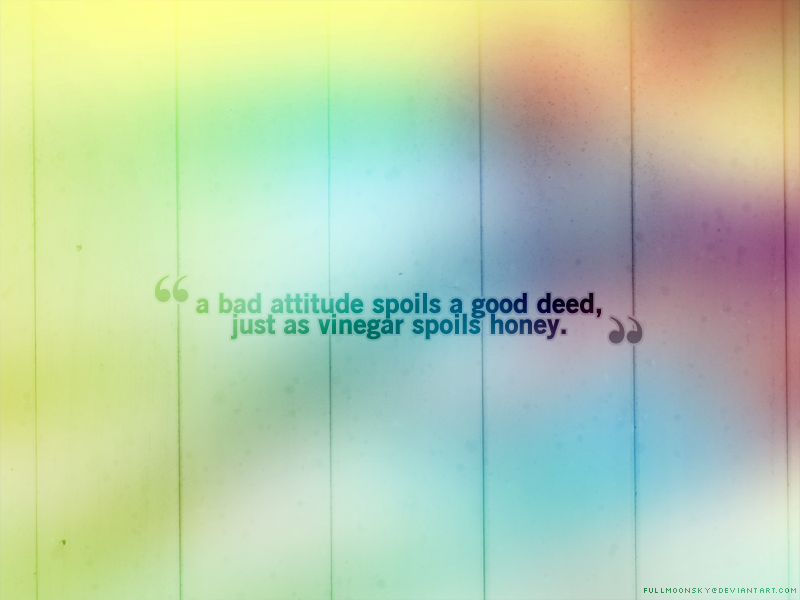 Hadith Quote Colorful Wallpaper By Fullmoonsky