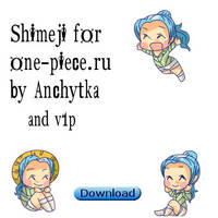 Vivi - one piece Shimeji by V1Pus