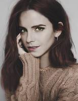 Emma Watson Colorization
