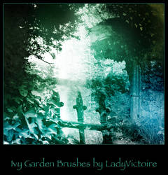 Ivy Garden Brushes