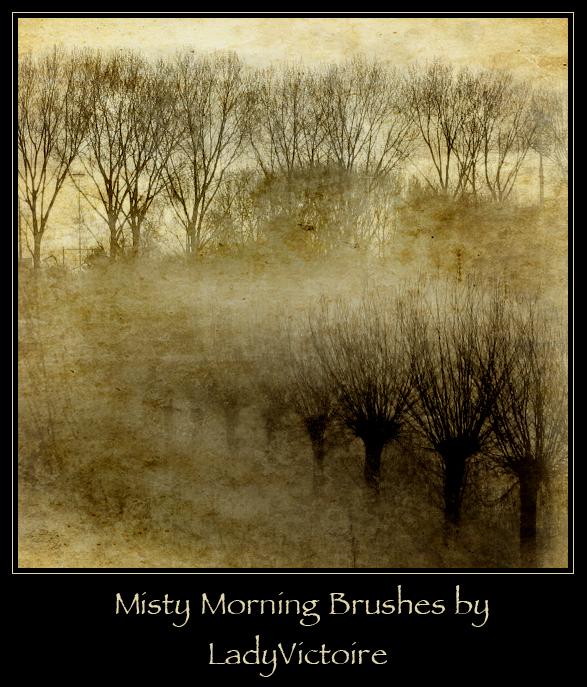 Misty Morning Brushes 1