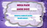 MEGA PACK DE AMOR DOCE-Docete