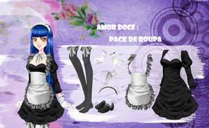 Amor Doce--Pack de roupas 59 by Helyra