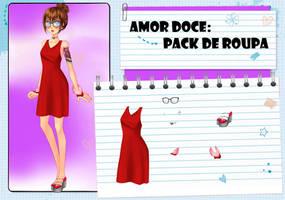 Amor Doce--Pack de roupas 76 by Helyra