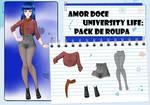 Amor Doce UL--Pack de roupas 2