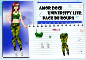 Amor Doce UL--Pack de roupas 3 by Helyra