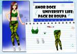 Amor Doce UL--Pack de roupas 3