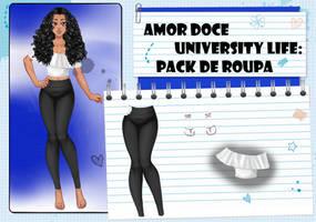Amor Doce UL--Pack de roupas 4 by Helyra
