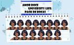 Amor Doce UL--Pack de Bocas