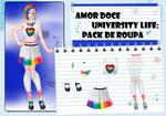 Amor Doce UL--Pack de roupas 7--Pride