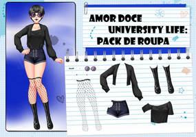 Amor Doce UL--Pack de roupas 9 by Helyra