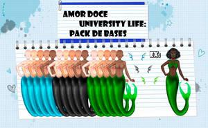 Amor Doce UL--Pack de Bases 3 by Helyra