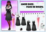 Amor Doce--Pack de roupas 79 by Helyra