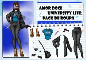 Amor Doce UL--Pack de roupas 11 by Helyra