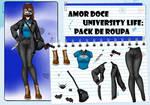 Amor Doce UL--Pack de roupas 11