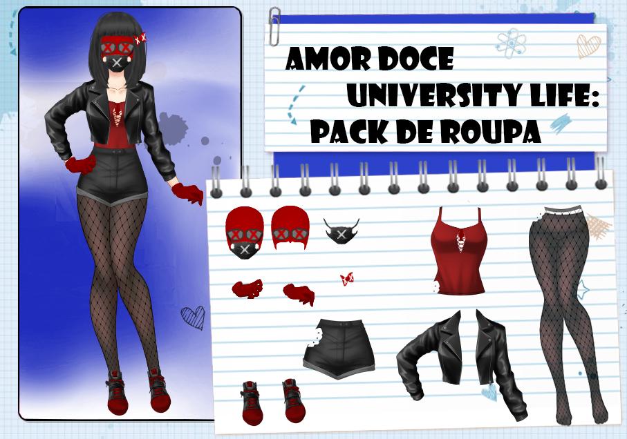 Amor Doce UL--Pack de roupas 12 by Helyra