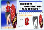 Amor Doce UL--Pack de roupas 13