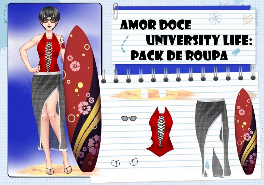 Amor Doce UL--Pack de roupas 13 by Helyra