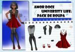 Amor Doce UL--Pack de roupas 15