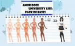 Amor Doce UL--Pack de Bases 4