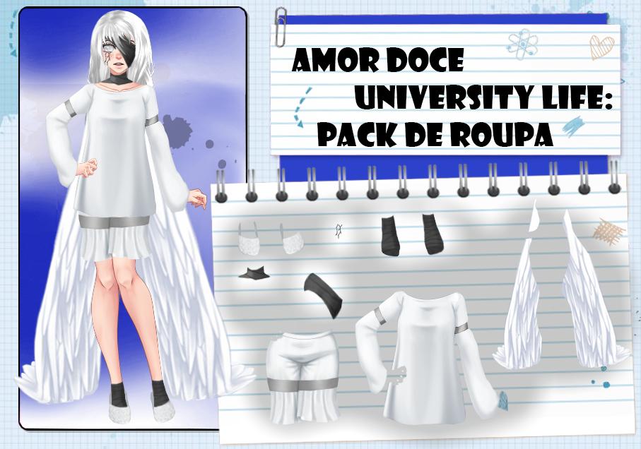 Amor Doce UL--Pack de roupas 16 by Helyra
