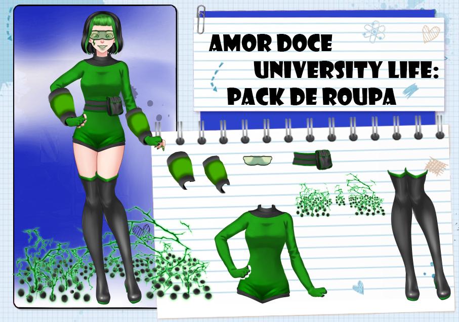 Amor Doce UL--Pack de roupas 17 by Helyra