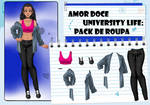 Amor Doce UL--Pack de roupas 19