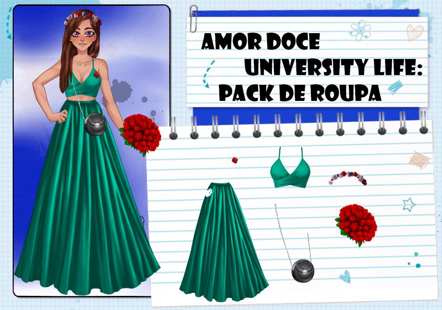 Amor Doce UL--Pack de roupas 32 by Helyra