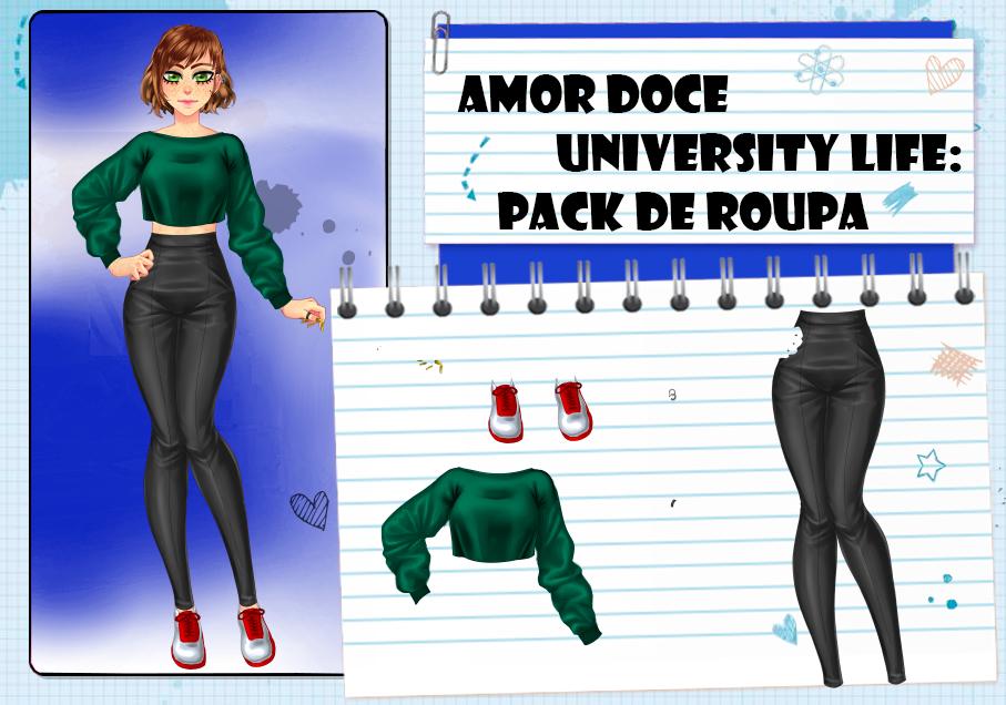Amor Doce UL--Pack de roupas 33 by Helyra